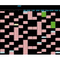 Sihirli Kağıt 2021-2022 Akademik Takvim Planlayıcı Özel Baskı 120x100cm