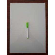 Sihirli Kağıt Öğrenci Cevap Tahtası 25x35cm