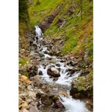 Sihirli Kağıt Doğa Temalı Tablo Doğa Statik Tutunma Özellikli Yapıştırma Gerektirmez 78x117cm
