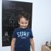 Sihirli Kağıt Renkli Kalın Yazı Tahtası Siyah Pratik Statik Tutunma Özellikli Yapıştırma Gerektirmez Tebeşirli 100x70cm